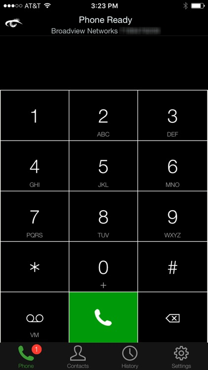 OfficeSuite MySoftphone for iPhone