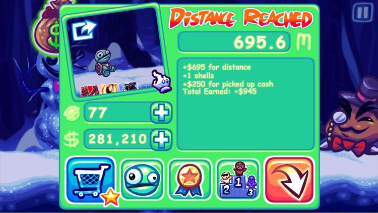Suрer Toss The Turtle screenshot-4