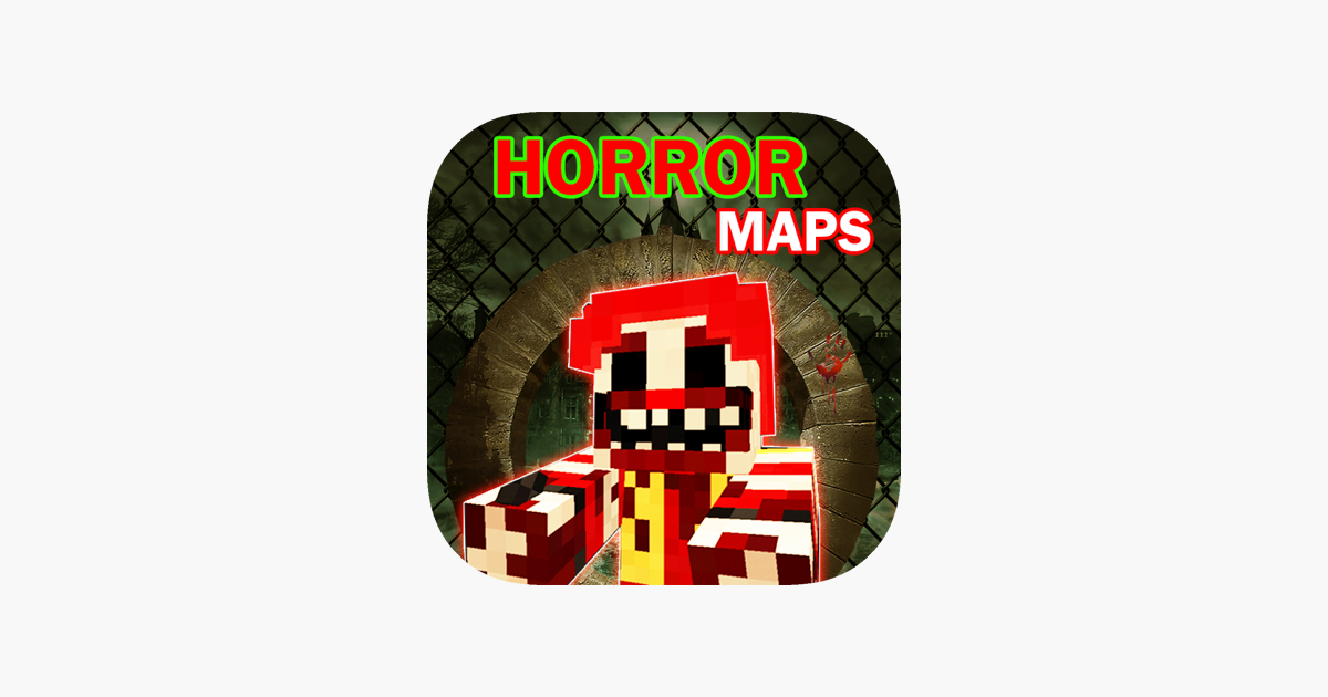 Horror Maps Download The Scariest Map For MineCraft PE PC - Minecraft maps 1 11 2 horror