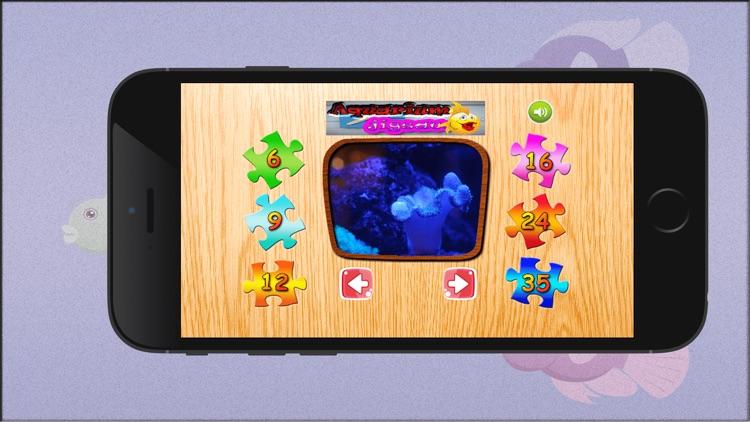 aquarium jigsaw game screenshot-4