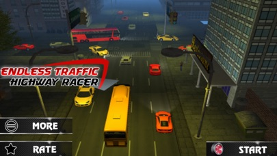 Endless Traffic Highway Racerのおすすめ画像2