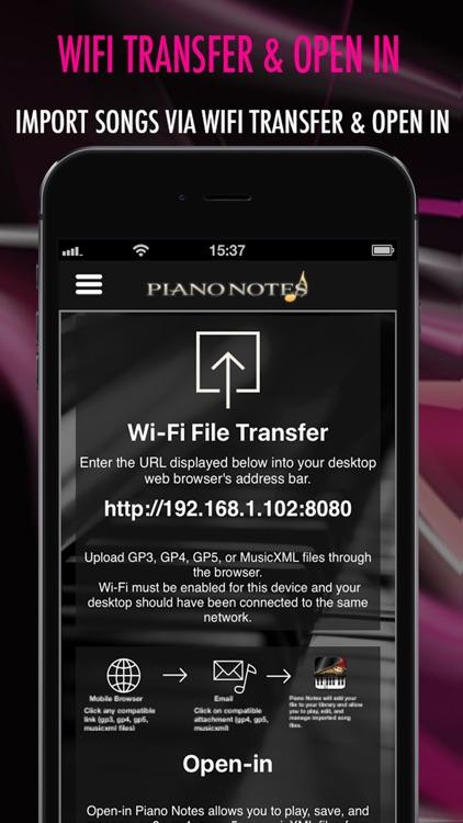 Pocket Jamz Piano Notes - Interactive Piano Songs, Scores, and Sheet Music screenshot-3