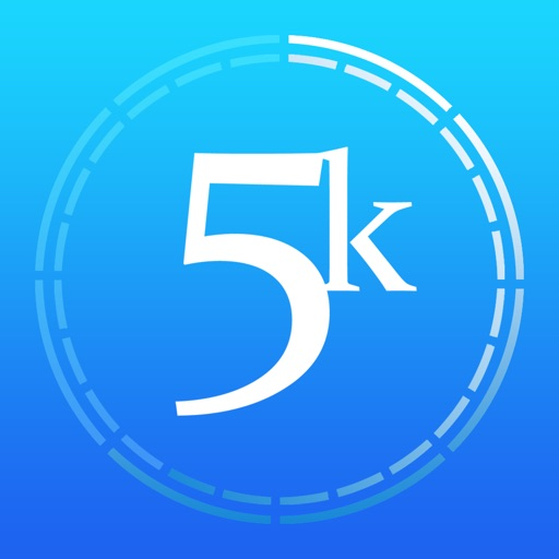 Go 5k (GPS & Pedometer) - Couch to 5k plan