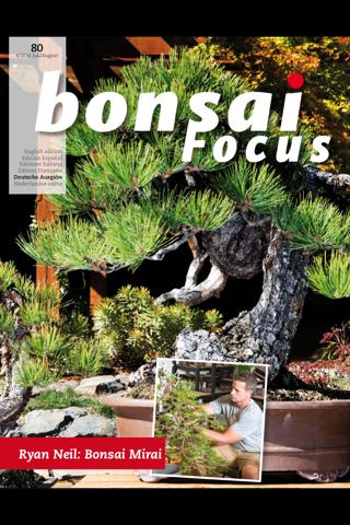 Bonsai Focus DE - náhled