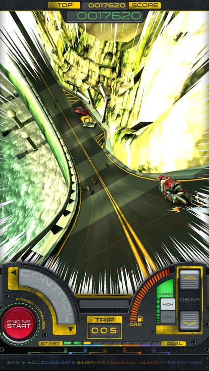 moto RKD dash screenshot-0