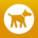 MapMyDogwalk - Brought to you by Subaru. GPS Dog Walking icon