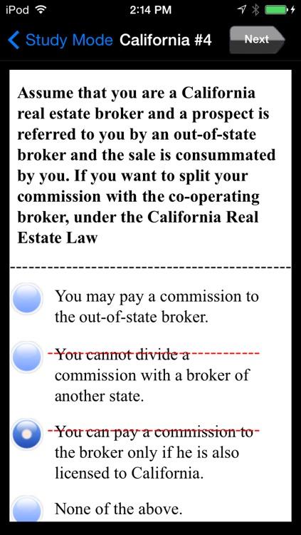 California Real Estate Exam Prep
