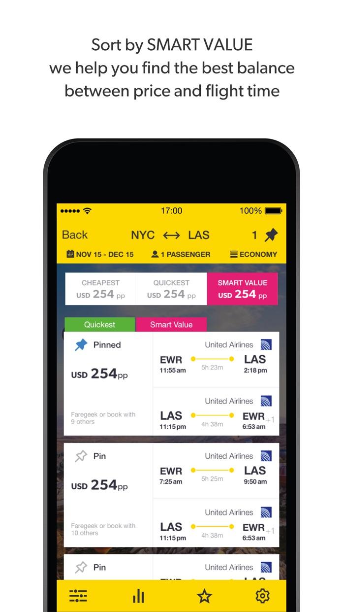 Cheap Flights & Hotel Deals – Cheapflights Screenshot