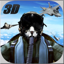Air Force Fighter Jets Strike 3D Flight Simulator