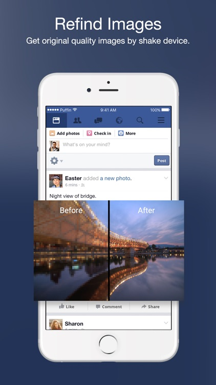 Puffin for Facebook by CloudMosa, Inc