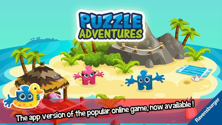 Puzzle Adventures - Jigsaw fun screenshot-0
