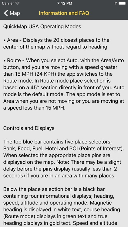 QuickMap USA screenshot-4