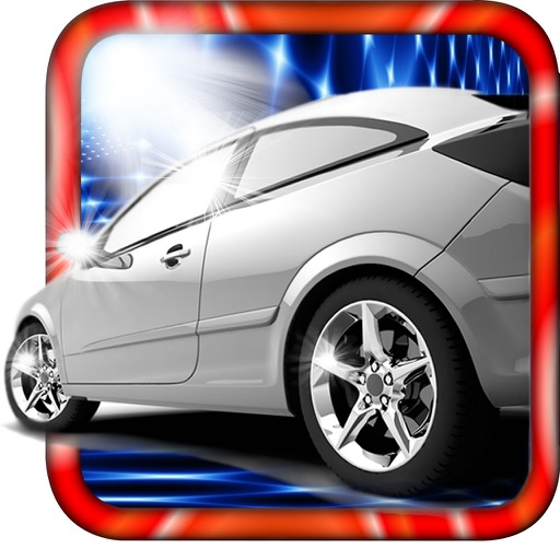 A Crazy Race Elusive - Crazy Car Simulator icon