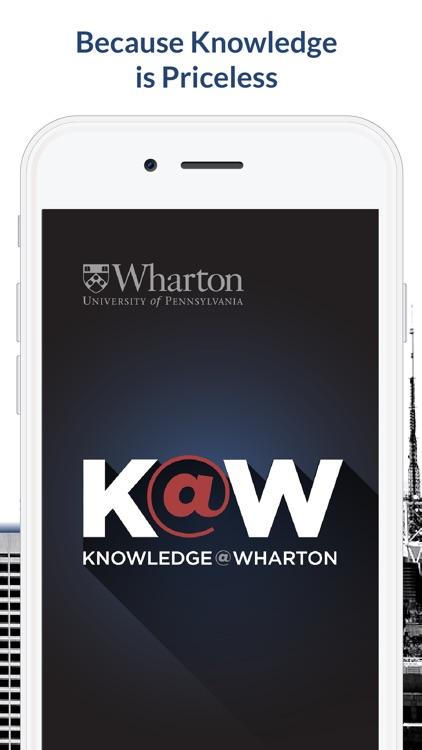 Knowledge@Wharton screenshot-4