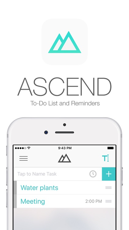 Ascend: To-Do List & Reminders
