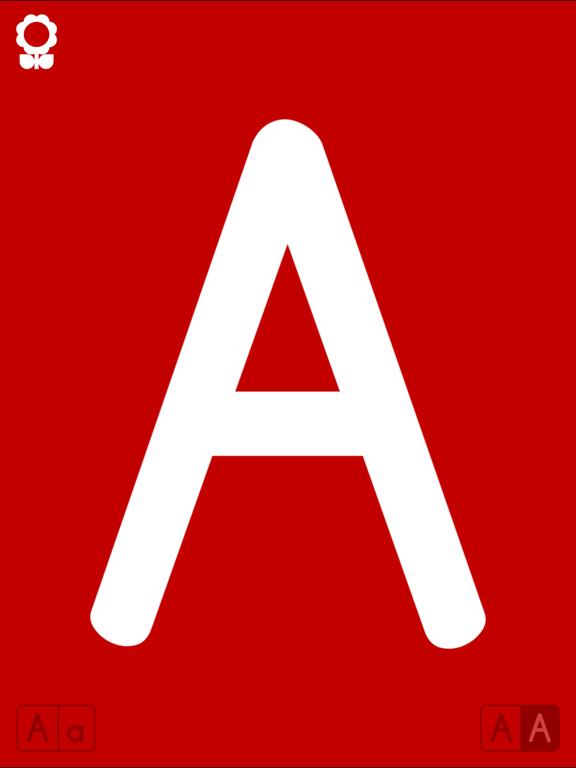 Colorful ABC (Nursery English Alphabets Flashcards for Kids   Montessori Education)-ipad-2