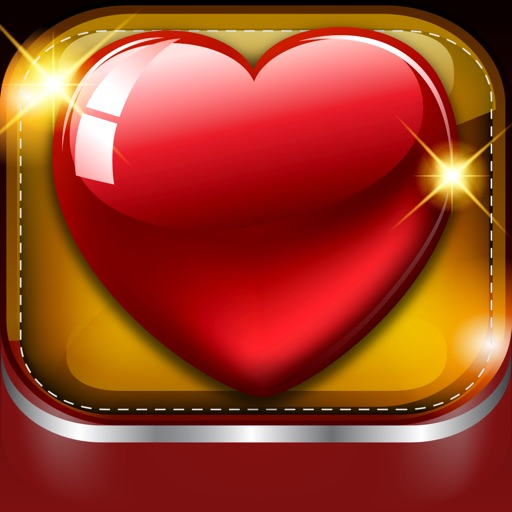 Valentine's Love Photo Frames