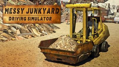 Messy Junkyard Driving Simulator