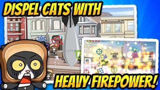 Cat Crisis: Arcade Shooter screenshot four