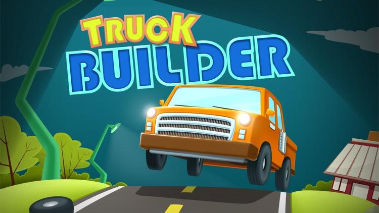 Truck Builder - Driving Simulator Games For Kids screenshot-0