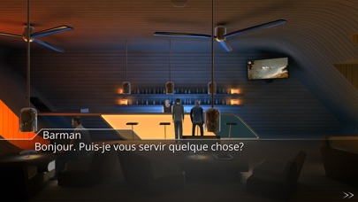 Screenshot #3 pour Lost Echo