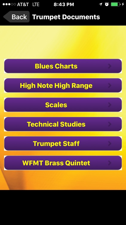 Trumpet Studio - Trumpet Fingering - Articles - Reference screenshot-3