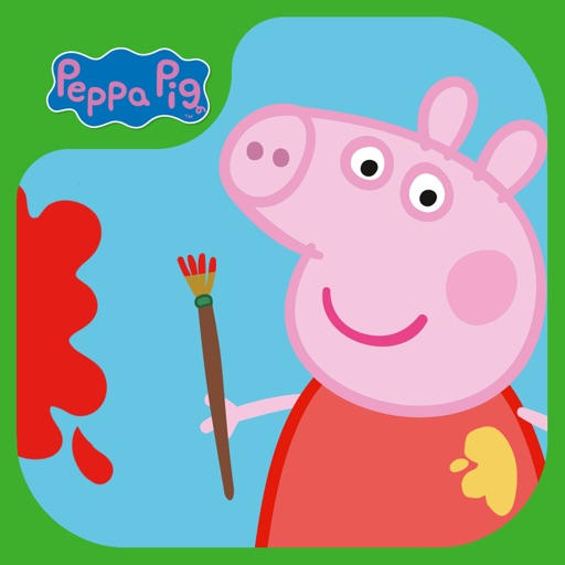 Peppa Pig: Paintbox icon