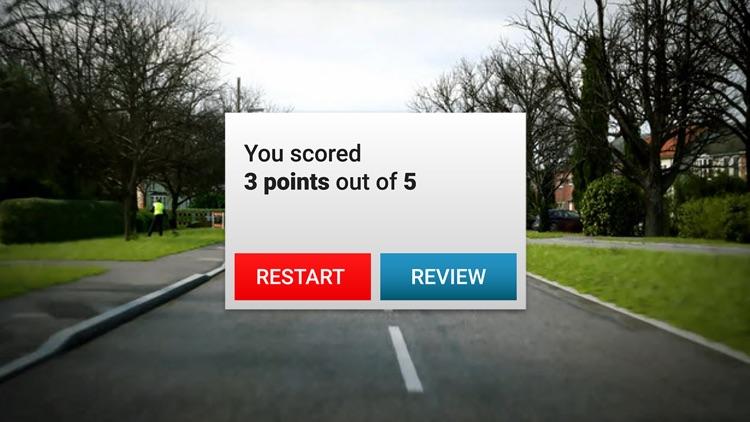 Hazard Perception Test Revision Clips screenshot-3