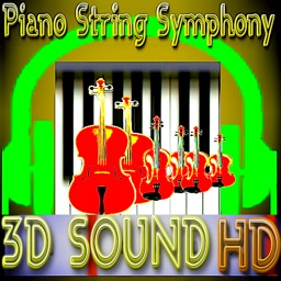 Piano String Symphony (3D Sound HD)