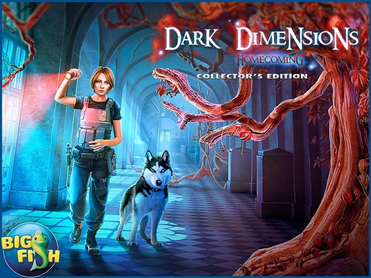 Dark Dimensions: Homecoming HD - A Hidden Object Mystery screenshot-4