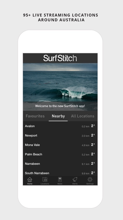 SurfStitch Surf Check - Surf Cams, Surf Reports, Surf Forecasts, Surf Videos & News