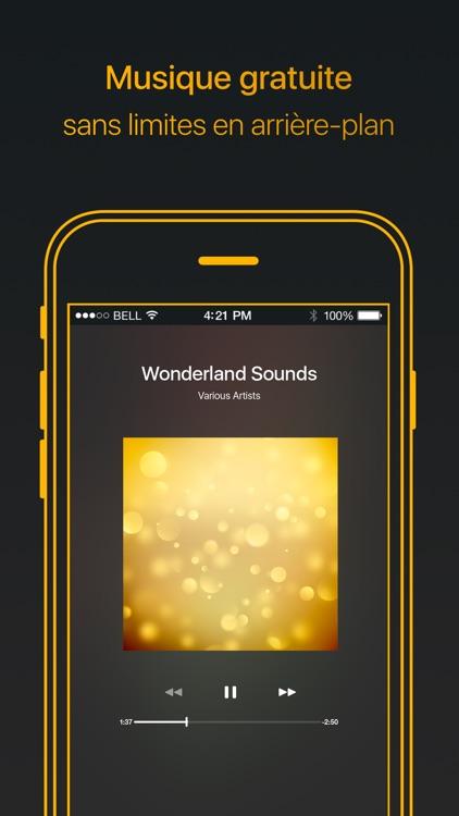 Musique gratuit avec Free Music 4U - lecteur de musique gratuite, telecharger l'appli.