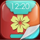 HD Floral Wallpaper - Cool Lockscreen Backgrounds and Blooming Flower Themes for iPhone icon