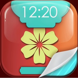 HD Floral Wallpaper - Cool Lockscreen Backgrounds and Blooming Flower Themes for iPhone