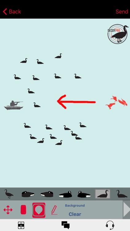 Goose Hunting Diagram Builder-Canada Goose Hunting