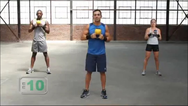 All In Kettlebell Workouts screenshot-3