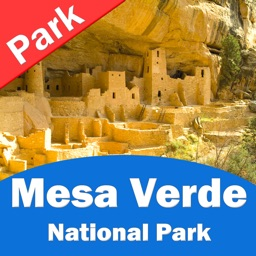 Mesa Verde National Park – GPS Offline Park Map Navigator