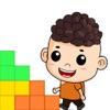 乐乐搭积木儿童小游戏-智力开发-益智积木闯关小游戏
