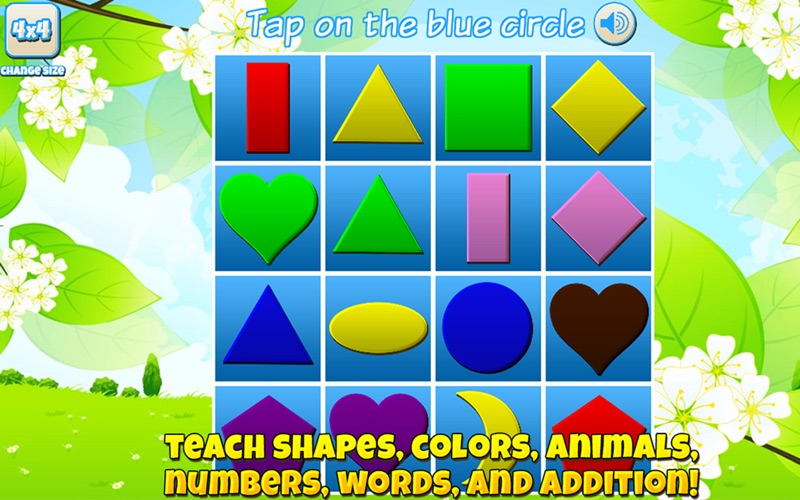 Bingo For Kids screenshot 2