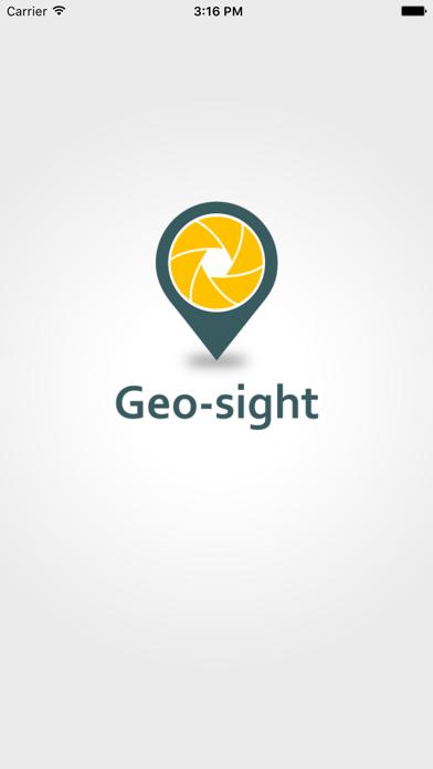 Geo-sight screenshot one