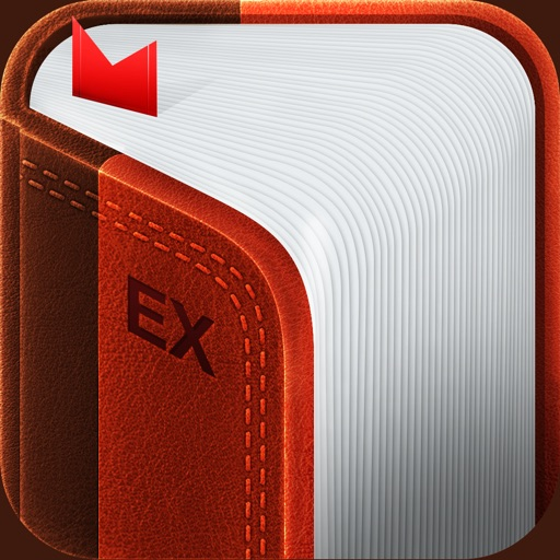 Exlibris FB2 icon