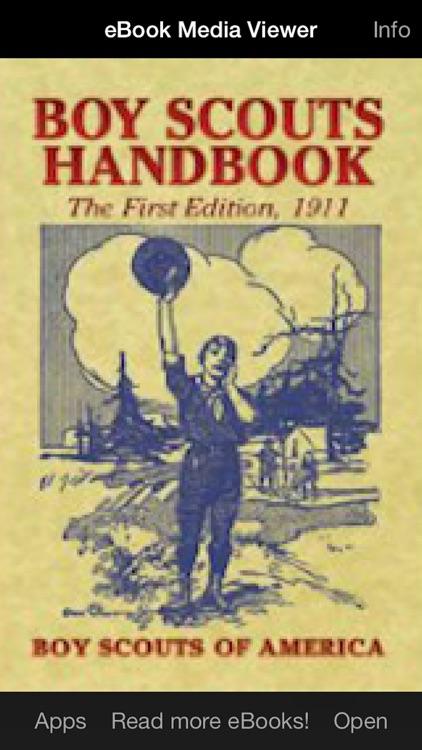 eBook: Boy Scouts Handbook