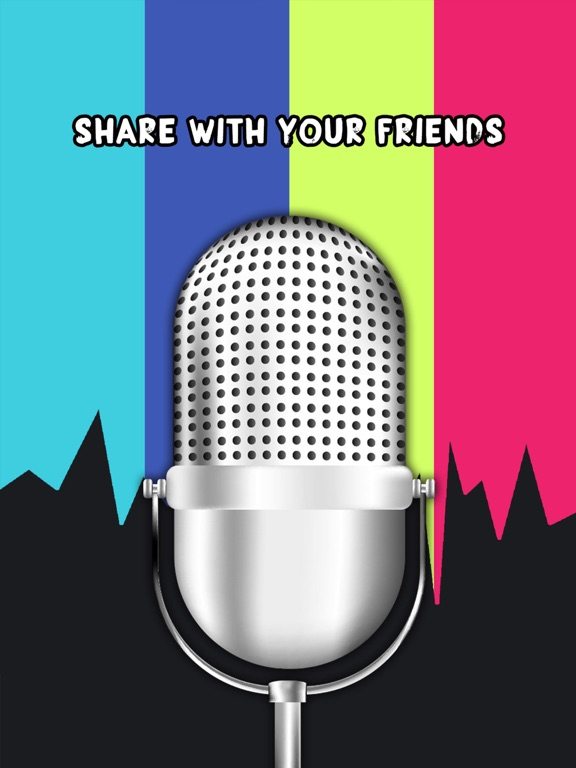 Prank Voice Changer Pro - Funny Sound Effects Record er Play er for  Speaking plus Singing | App Price Drops
