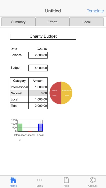 Finance Ledger screenshot-3