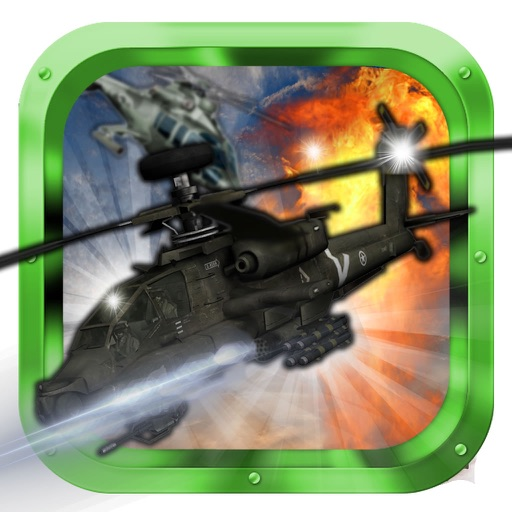 Copters Of Fighters - Iron Air Force Attack