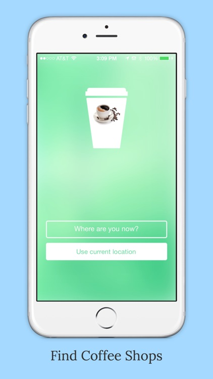 CoffeeFind - Find Coffee Shops Nearby