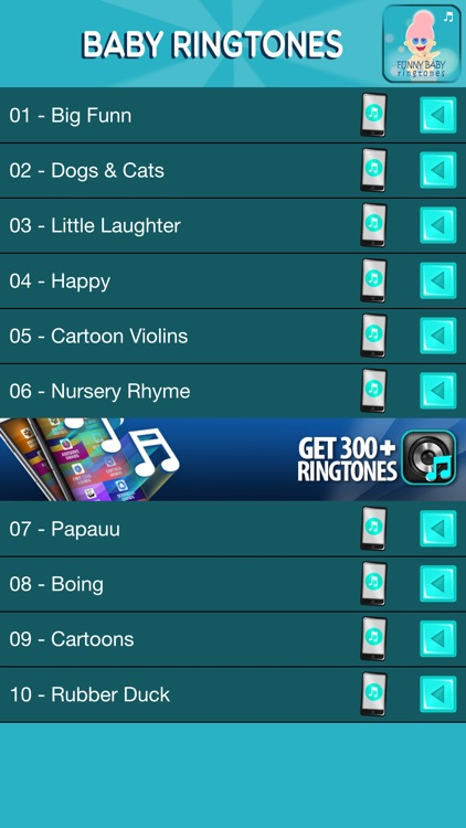 Funny Baby Ringtones and Sound Effects – Best Collection of Hilarious Noises & Crazy Tones