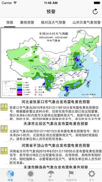 China Real-Time Weatherのおすすめ画像1