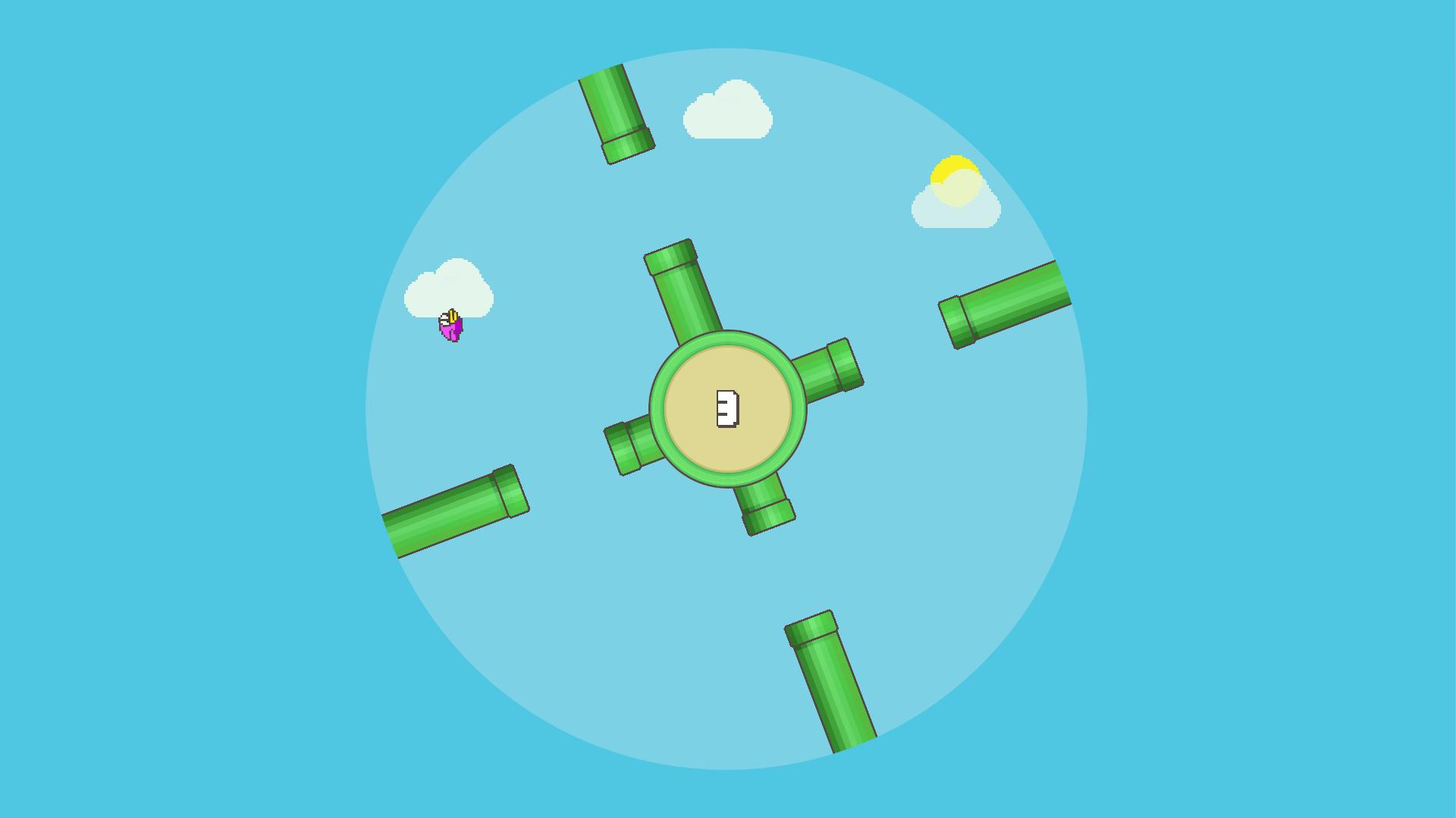 Flappy Family Bird Arcade screenshot 12