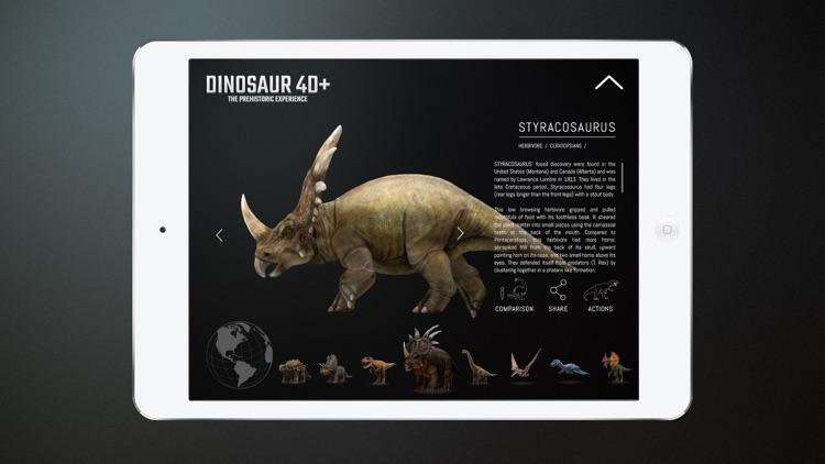 Dinosaur 4D+ screenshot-3
